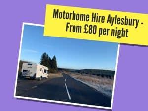 motorhome hire aylesbury