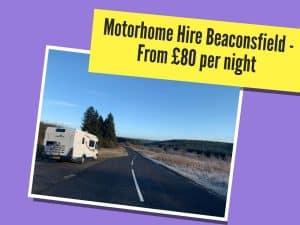 motorhome hire beaconsfield
