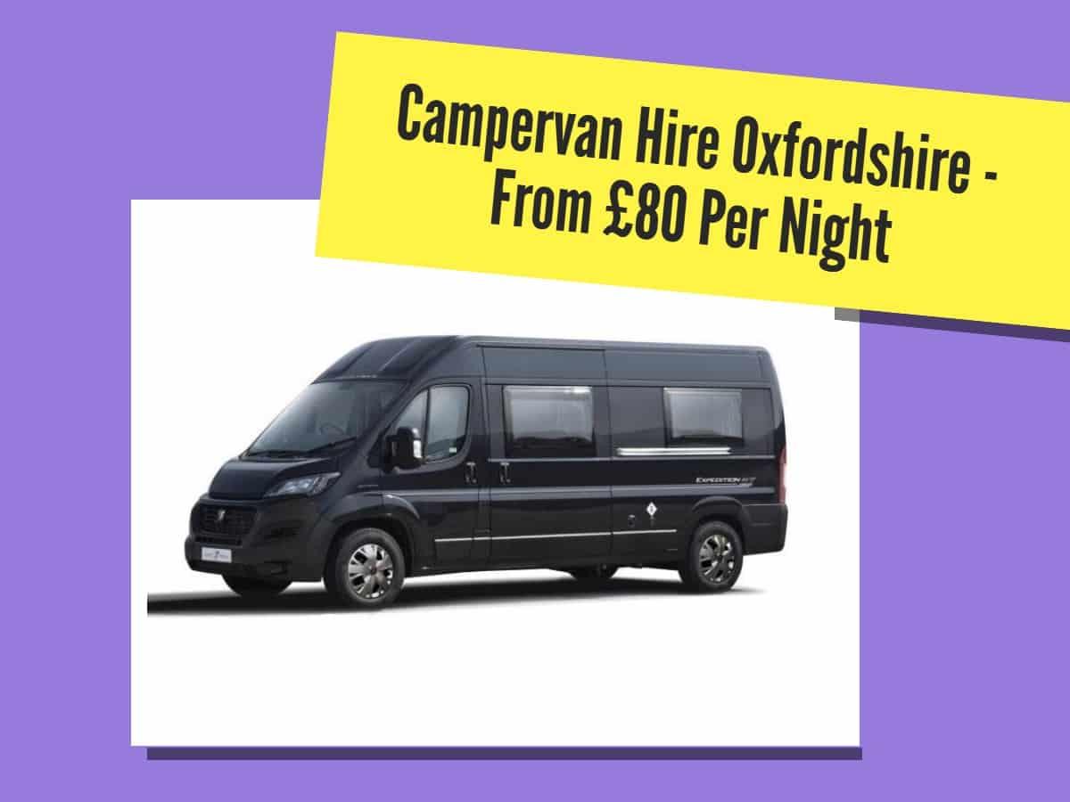 campervan hire oxfordshire