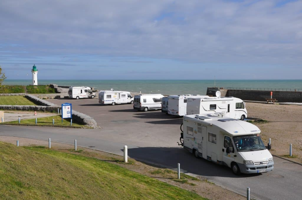 rent out your campervan