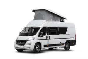 4 berth campervan hire expedition 68 high roof